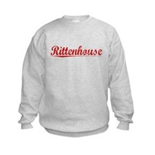 Rittenhouse, Vintage Red Sweatshirt