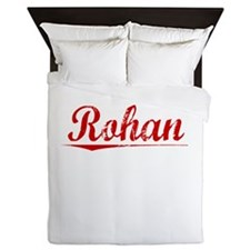 Rohan, Vintage Red Queen Duvet