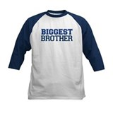 biggest brother t-shirt varsity Baseball Jersey