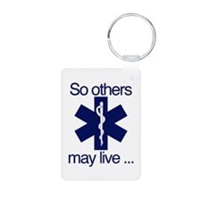 So others may live ... Keychains
