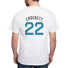 Jeremy Crockett #22 Jersey T-Shirt