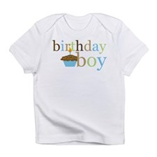 Cute One candle Infant T-Shirt