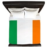 Flag of Ireland King Duvet