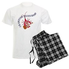 Crawfish Blues Band Pajamas