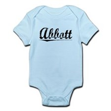 Abbott, Vintage Infant Bodysuit