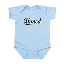 Ahmed, Vintage Infant Bodysuit