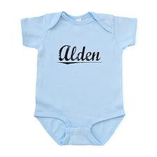 Alden, Vintage Infant Bodysuit