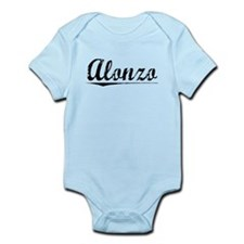 Alonzo, Vintage Infant Bodysuit