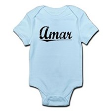 Amar, Vintage Infant Bodysuit
