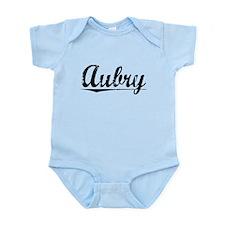 Aubry, Vintage Infant Bodysuit