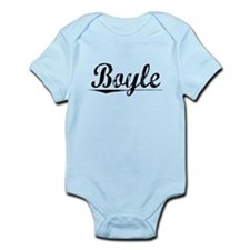 Boyle, Vintage Infant Bodysuit