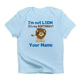 Lion Birthday Infant T-Shirt
