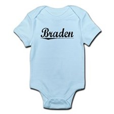 Braden, Vintage Infant Bodysuit