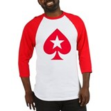 PokerStars Christmas Star Baseball Jersey