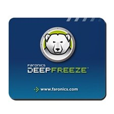 Deep Freeze Mousepad