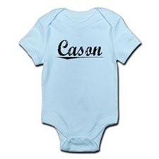 Cason, Vintage Onesie