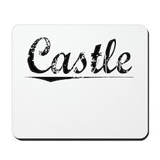 Castle, Vintage Mousepad