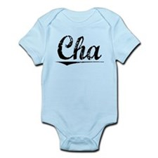 Cha, Vintage Infant Bodysuit