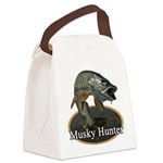 Musky, 6 Canvas Lunch Bag