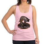 Musky, 6 Racerback Tank Top
