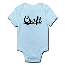 Croft, Vintage Infant Bodysuit