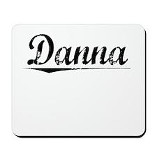 Danna, Vintage Mousepad