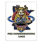 SSN 783 PCU Small Poster