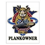 PLANKOWNER SSN 783 Small Poster