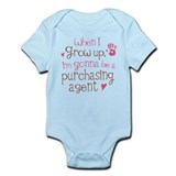 Kids Future Purchasing Agent Infant Bodysuit