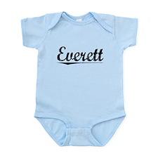 Everett, Vintage Onesie