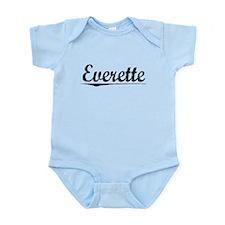 Everette, Vintage Onesie