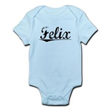 Felix, Vintage Infant Bodysuit