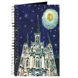 Starry Night Cathedral Journal
