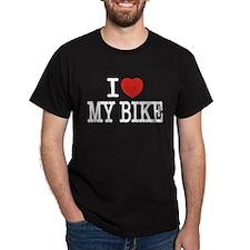 I Heart My Bike T-Shirt