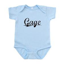 Gage, Vintage Infant Bodysuit