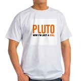 Pluto tshirts and gifts Ash Grey T-Shirt