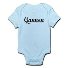 Gannon, Vintage Infant Bodysuit