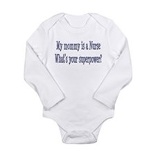 Cute Nursing Baby Suit