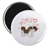 Squirrel Round Compact Mirror