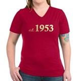 Est 1953 (Born in 1953) Shirt