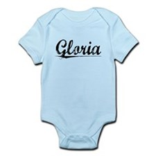 Gloria, Vintage Infant Bodysuit