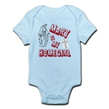 MARY - MY HOMEGIRL Infant Bodysuit