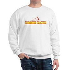 Summer Sucks Sweatshirt