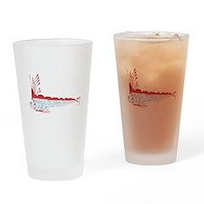 Oarfish (Lilys Deep Sea Creatures) Drinking Glass