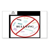 anti bullying campaign Decal
