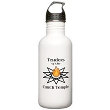 Tenders of the Earth Temple Sigil Water Bottle