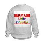 Little Drooler Kids Sweatshirt