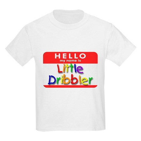 Little Dribbler Kids T-Shirt
