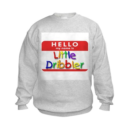 Little Dribbler Kids Sweatshirt
