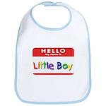 Little Boy Bib